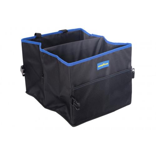 Органайзер в багажник Goodyear складной 2 секции (15)